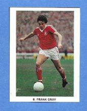 Nottingham Forest Frank Gray 6 (KKMM)